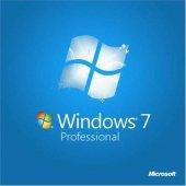 Microsoft Windows 7 Pro Türkçe Oem İşletim...