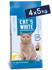 Cat S White Marsilya Sabun Kokulu Bentonit Kedi...