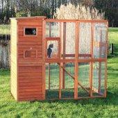 Trixie Kedi Bahçesi, Dış Mekan, 195X175X95cm