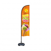 Dondurma Yelken Bayrak