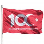 100. Yıl Bayrağı 70x105