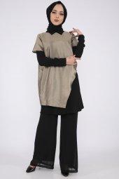 Puane Kadın Siyah Pantolon