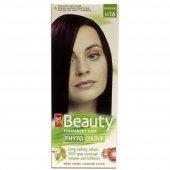 Mm Beauty Colour Sense Bitkisel Saç Boyası (M16 Patlıcan)