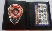 Jandarma Rozetlı Cüzdanı Satınal,sadece Askerı Adr...