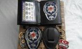 özel Güvenlik Cüzdanı Ve Kemer Rozeti,güvenlik Kım...