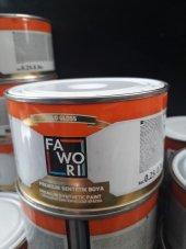 Fawori Premium Sentetik Boya 0,25 Litre Beyaz Ücretsiz Hızlı Kargo