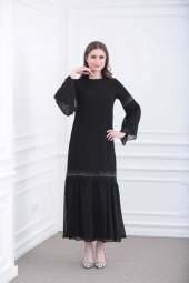 Siyah Elbise Siyah 38