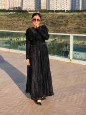 Etek Bluz Takım Siyah 38