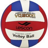 Lescon La 2570 Kırmızı Lacivert Voleybol Topu 5 Numara