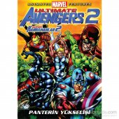 Dvd Süper Kahramanlar Ultimate Avengers 2