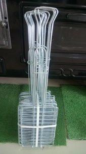 Paslanmaz Çelik Tel Izgara 14x20 Izgara Alanı 50 Cm Uzunluğunda