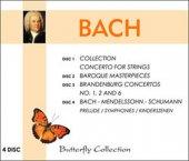 Cd Bach (4 Cd)