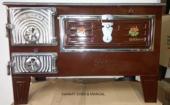 50 Lik Fırınlı Kuzine, Yazlık Maşinga, Göçmen Sobası