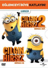 Dvd Çılgın Hırsız 1&2 Dvd Set
