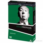 Dvd Alfred Hitchcock Sunar Sezon 2