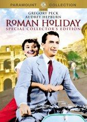 Dvd Roma Tatili Roman Holiday (1953)
