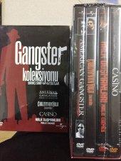 Dvd Gangster Koleksiyonu (4 Dvd)