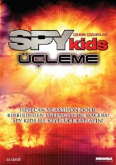 Dvd Spy Kids Üçleme (3 Disk)