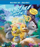 Blu Ray Zhu Zhu Pets Zhuya Yolculuk 3d