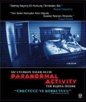 Blu Ray Paranormal Activity