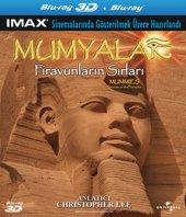 Blu Ray Mumyalar Firavunların Sırları 3d