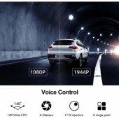 Xiaomi 70Mai Pro Akıllı Araç İçi Kamera -140° Geniş Açı Lens - 19-6