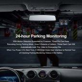 Xiaomi 70Mai Pro Akıllı Araç İçi Kamera -140° Geniş Açı Lens - 19-10
