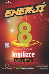 Enerji 8. Sınıf İngilizce Tamamı Yeni Nesil Soru Kitabı Palme
