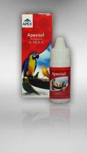 Apex İsol(Sıvı Kuş Vitamini)