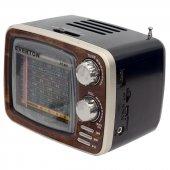 Everton Rt 801bt Usb Sd Fm Bluetooth Destekli Nostaljik Radyo