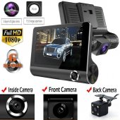 Angeleye Ks 526 Full Hd 1080p Araç Video Kaydedici Araç Kamera