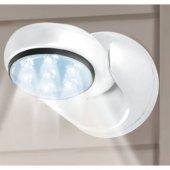 360 Derece Dönebilen Hareket Sensörlü Lamba Light Angel