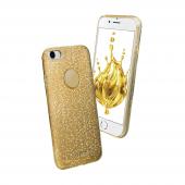Sbs Sparky Glitter İphone 7 Gold Kılıf