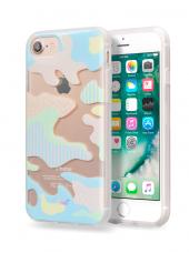 Laut Pop Camo İphone 7 Tpu Pastel Kılıf