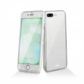 Sbs Cyristal 360 İphone 7 8 Plus Şeffaf Kılıf+ekran Koruyucu