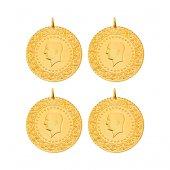 4 Eski Tarihli Yarım Altın