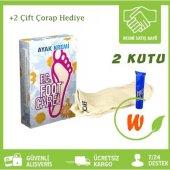 2 Adet Fc.footcare Ayak Kokusu Giderici Krem Foot Care
