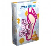 Fc.footcare Ayak Kokusu Giderici Krem Footcare Ayak Bakım Kremi