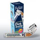 Relax Shower Arıtmalı Doğal Mineralli Tasarruflu Duş Başlığı