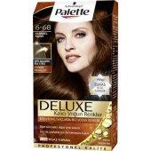 Palette Deluxe Yoğun 6 68 Karamel Kahve