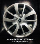 Renault 15 İnç Kırılmaz Jant Kapağı Takımı...