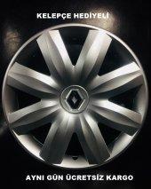 Renault 14 İnç Kırılmaz Jant Kapağı Takımı...