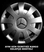 Mercedes Sprinter 16 İnç Jant Kapağı 4lü Set A+ Kalite Kırılmaz