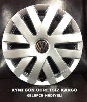 Volkswagen Polo 14 İnç Kırılmaz Jant Kapağıtakımı Kelepçe Hediye