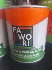 Fawori Selülozik Parlak Boya 0,850 Kg Krem Ücretsiz Kargo