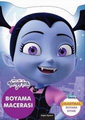Disney Vampirina Özel Kesimli Boyama Macerası