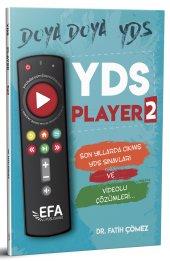 Efa Yds Player 2 Son Yıllarda Çıkmış Yds...