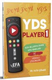Efa Yds Player 1 Son Yıllarda Çıkmış Yds...