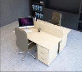 Vena Nil Workstation İkili Çalışma Masa 160cm X...