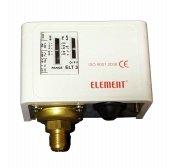 Basınç Kontrol Şalteri (Presostat) 0 8 Bar Element